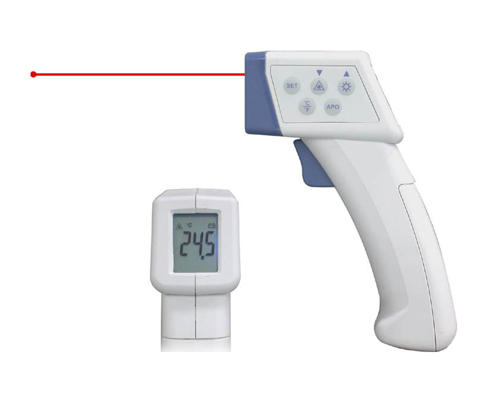 Thermometers and IR Cameras