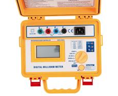 Low Resistance Meters