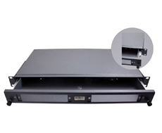 Rack Mount Sliding and Fixed Enclosure