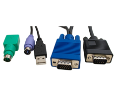 KVM Switches and Cables