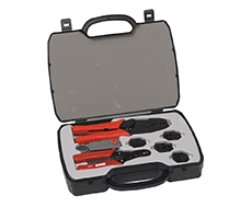 COAX and CATV Cable Termination Tool Kits