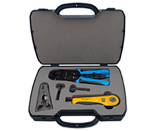 LAN Cable Termination Tool Kits