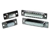 DSUB Connectors                                   - 01C25FC