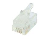 RJ Connectors                                     - 0644RSL-X