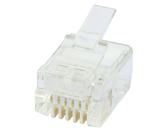 RJ Connectors                                     - 0666RST-X