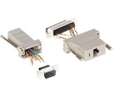 Adapters                                          - 06RJ45D09P