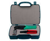 COAX and CATV Cable Termination Tool Kits         - 06TK7