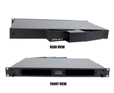 Rack Mount Sliding and Fixed Enclosure            - 1RU-S/S-24MOD