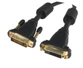 DVI Cables and Adaptors                           - 40DVI-IEXT5