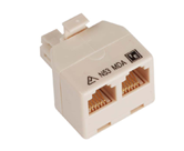 Telephone Connection Equipment                    - 40RJ12MFF