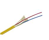 Tight Buffered Duplex Cord                        - CAB-D2.0-SM-YL