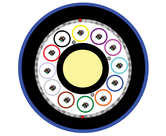 Loose Tube PE Nylon                               - CAB-LT-06-MM4