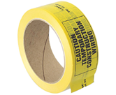 Warning Marker Tapes                              - CCW38