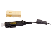 Pre Polished Connectors                           - CON-SC-FCAT-MM1