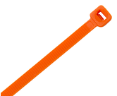 Coloured Cable Ties                               - CT140OR/100