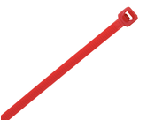 Coloured Cable Ties                               - CT140RD/100
