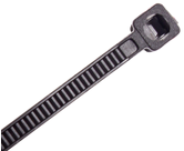Nylon Cable Ties                                  - CT196BK-LD