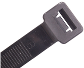 Nylon Cable Ties                                  - CT500BK-UHD/100