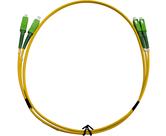 Duplex Patchleads OS1 OS2 SM Angle Polish         - DSCASCA3M-SM
