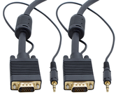 VGA Cables                                        - H40SVGAMM3-AUDIO
