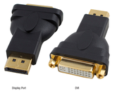 DisplayPort Cables and Adaptors                   - HADDPMDVIF