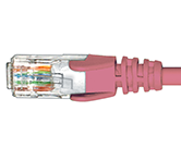 CAT5e Premium Patch Leads                         - HCAT5EPK0.5