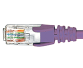 CAT5e Premium Patch Leads                         - HCAT5EPU0.5