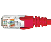 CAT5e Premium Patch Leads                         - HCAT5ERD1
