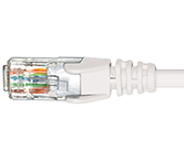 CAT5e Premium Patch Leads                         - HCAT5EWH1