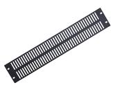 Blank and Vent Panels                             - HRVP2RU-BK