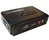 KVM Switches and Cables                           - LKVMUSB2P