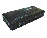KVM Switches and Cables                           - LKVMUSB4P
