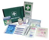First Aid Kits                                    - MSS-JBGBK