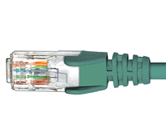 CAT5e Premium Patch Leads                         - PL5EGN0.5