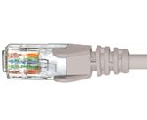 CAT5e Premium Patch Leads                         - PL5EGY1