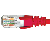 CAT5e Premium Patch Leads                         - PL5ERD0.5