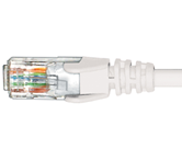 CAT5e Premium Patch Leads                         - PL5EWH1