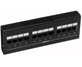Patch Panels                                      - PP12C5E-SL