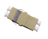 Thru Adapters and Couplers Reduced Flange         - THRU-LC-D-MM