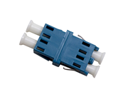 Thru Adapters and Couplers Reduced Flange         - THRU-LC-D-SM