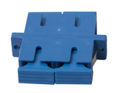 Thru Adapters and Couplers Flanged Mount          - THRU-SC-D-SM-FL