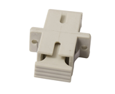 Thru Adapters and Couplers Flanged Mount          - THRU-SC-S-MM-FL