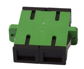 Thru Adapters and Couplers Flanged Mount          - THRU-SCA-D-SM-FL