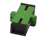 Thru Adapters and Couplers Flanged Mount          - THRU-SCA-S-SM-FL