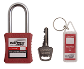 Lock Out Tags and Circuit Breakers                - ULO-ES-PLSPKDM10RD