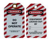 Lock Out Tags and Circuit Breakers                - ULO-ES-TAGS149